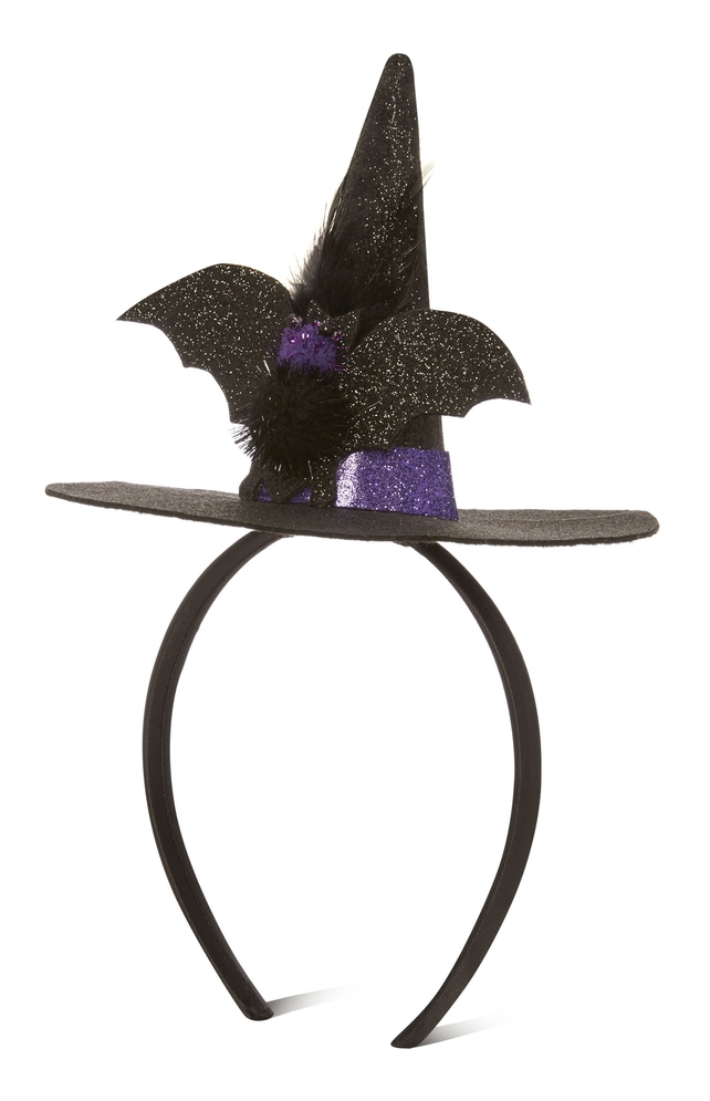 Halloween Witch Alice Band, £3 (€ 4)
