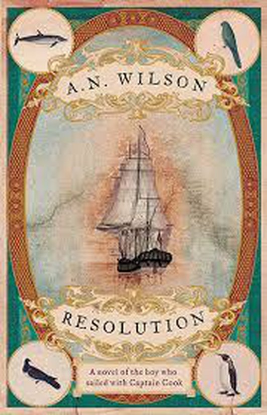 """Resolution"" by A.N. Wilson"