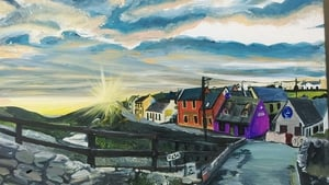 Pictured: Doolin by Elaine Gavin. 'Surely the prettiest, most colourful village in Ireland!'