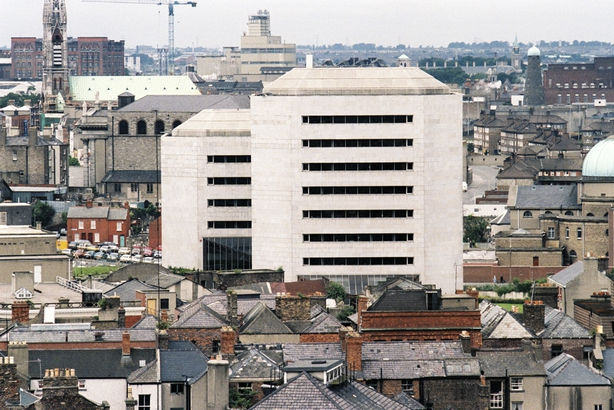 Civic Offices in Dublin