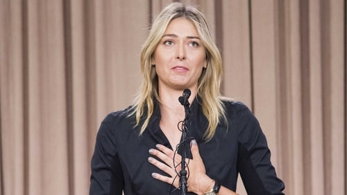 Maria Sharapova thinks she was targeted with suspension