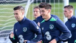 Callum O'Dowda has received some invaluable advice from captain Seamus Coleman