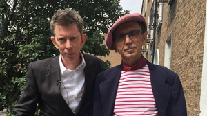 When Style Icons Collide: The Works' John Kelly meets Dexys' Kevin Rowland