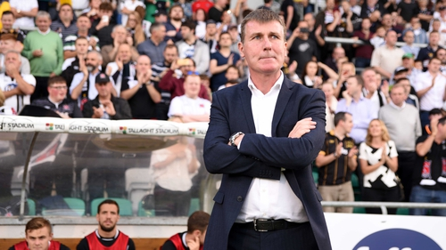 Stephen Kenny is only interested in a win against Maccabi Tel-Aviv