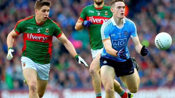Lee Keegan and Brian Fenton have been nominated for the Player of the Year award