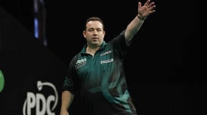Brendan Dolan found his best form in over a year to beat Peter Wright
