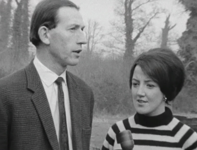 Kathleen and John Shelly (1969)