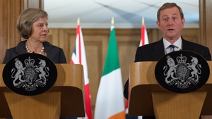 Both Theresa May and Enda Kenny have said that they do not want a hard border to exist in Northern Ireland