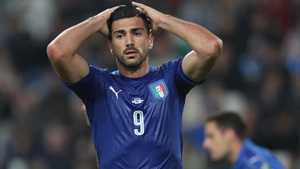 Pelle was angry after he was substituted in the 1-1 draw with Spain