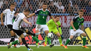 Michael O'Neill believes Northern Ireland are well equipped to cope with the contrasting demands of games with San Marino and Germany