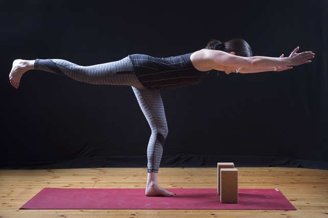 Let yoga bring balance to your work day