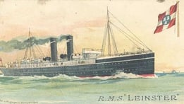 RMS Leinster Commemoration