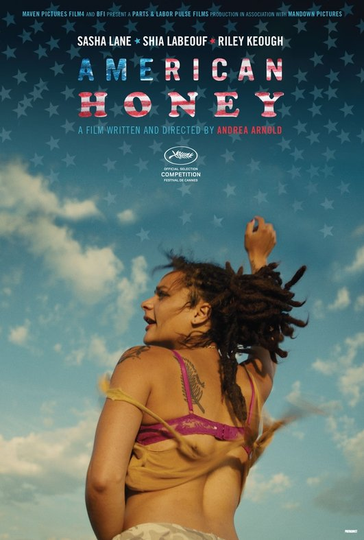 "Andrea Arnold, writer/ director of ""American Honey"""