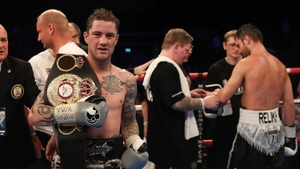 Ricky Burns showed great resilience to earn victory