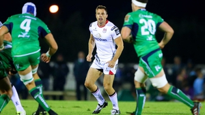 Tommy Bowe: 'Today it was stop and start'