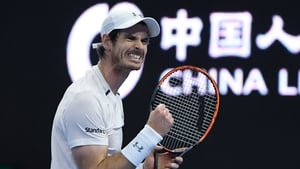 Andy Murray is up against Grigor Dimitrov in the final