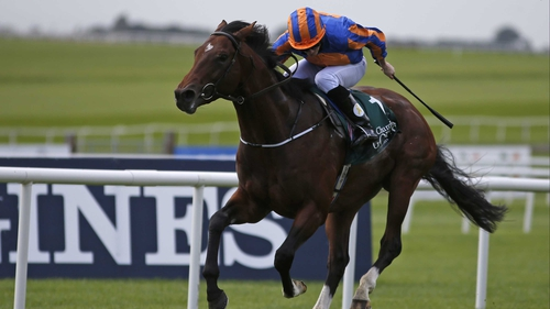 Churchill is the one to beat at the Tattersalls Irish 2,000 Guineas