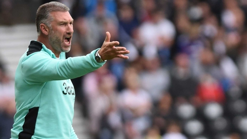 Nigel Pearson leaves Derby County by mutual consent