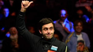 Ronnie O'Sullivan meets Judd Trump in the decider