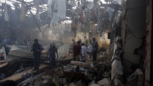 Over 140 people were killed and more than 525 people were injured in the attack
