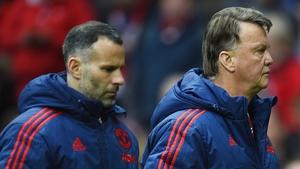 Ryan Giggs was assistant to Louis van Gaal at Man United