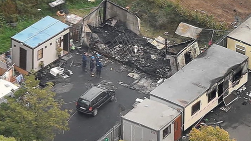 Ten people died in the fire in October 2015 (Pic: Sunday Independent)