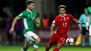 Wes Hoolahan returned to the Irish side and put in a man of the match performance in the 3-1 victory