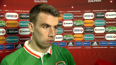 World Cup 2018 Qualifier Extras: Seamus Coleman 'We had to grind it out'