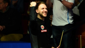 Judd Trump won 9-8 in Bucharest