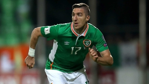 Stephen Ward expects a derby atmosphere at the Aviva Stadium