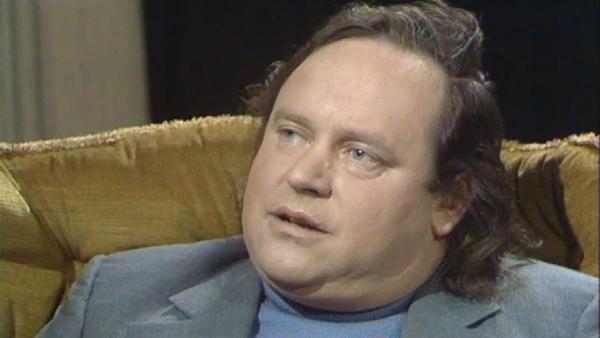 Brendan Kennelly in 1976