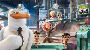 Storks - an entertaining family movie that has some touching moments