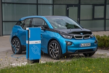 The BMW i3 provides the electric alternative to conventionally-powered car sharing.