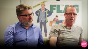 Pat Shortt and Declan Recks