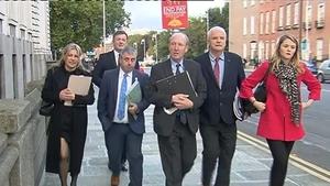 Independent Alliance TDs arrive for talks