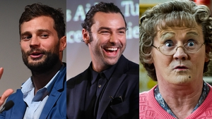 Dornan, Turner, Mrs Brown - All hoping to make the shortlist in January