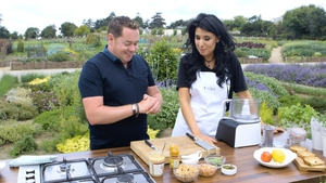 Every Monday on Today with Maura and Dáithí, Neven Maguire has shared recipes for expecting and breastfeeding mums. To finish up this series of recipes, Neven is giving us some snack ideas for toddlers!