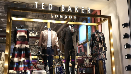 8223f8f158a9 Ted Baker today reported an 18.7% jump in e-commerce sales over the key