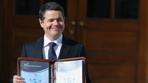 Paschal Donohoe sets out some of his priorities for Budget 2018