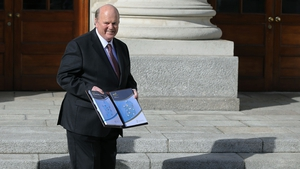 Michael Noonan announced his budget for 2017