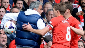 Jose Mourinho is not a popular man at Liverpool