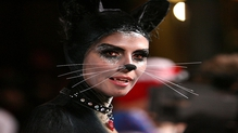 Who doesn't love Halloween? Once at year you are free to go crazy with your look. In fact, the creepier the better! Celebs love dressing up as much as the rest of us and in Hollywood, Heidi Klum is Halloween Queen.