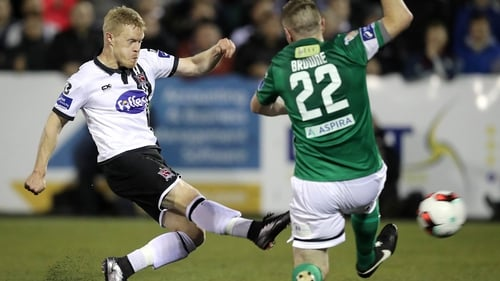 Daryl Horgan is arguably the most coveted player in Irish football at the moment
