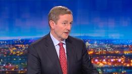 Budget 2017 Extras: Taoiseach Kenny