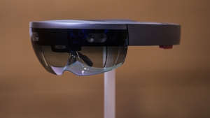 The Commercial Suite of the Hololens product - aimed at high-end business users - will cost €5,489