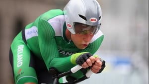 Ryan Mullen is a time trial specialist