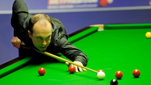 Fergal O'Brien progressed at the English Open