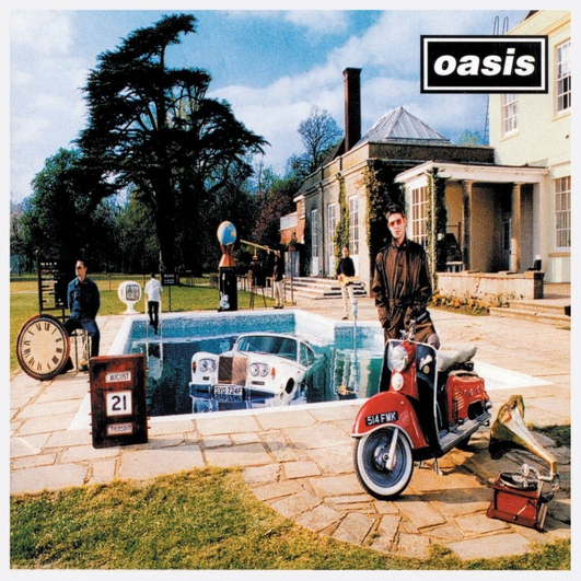 """Be Here Now"" by Oasis"