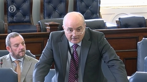 FG Senator Paddy Burke said the GAA 'discriminated' against the Seanad on the issue of All Ireland tickets