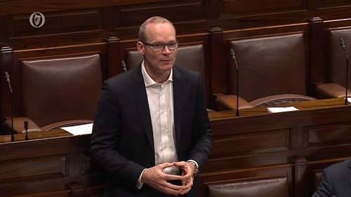 Simon Coveney said it was 'nonsense' that Fianna Fáil determined the emphasis for Budget 2017